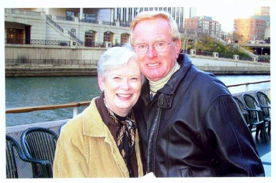 Joyce Wiberg and Donald Wiberg
